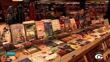 Setor literário comemora aumento nas vendas - Confira a reportagem.