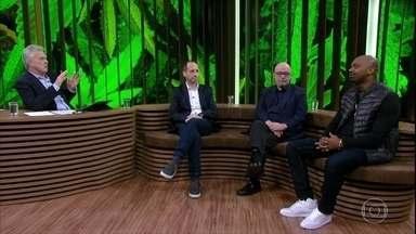 Luiz Eduardo e MV Bill viveram a guerra das drogas em lados opostos - O primeiro é um antropólogo que trabalhou na Secretária de Segurança Pública do Rio de Janeiro. O segundo é um famoso cantor nascido e criado na célebre comunidade carioca Cidade de Deus