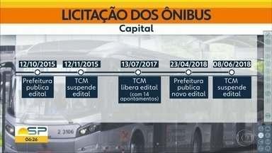 Tribunal de Contas do Município pede detalhamento dos contratos com empresas de ônibus - Essa não é a primeira vez que o TCM questiona a contratação do serviço