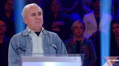 Estácio Borges entra na disputa do 'Quem Quer Ser Um Milionário' - Participante fica a perguntas do milhão