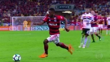 Recheado de colombianos, Flamengo encara o Botafogo para se manter na ponta do Brasileirão - Recheado de colombianos, Flamengo encara o Botafogo para se manter na ponta do Brasileirão