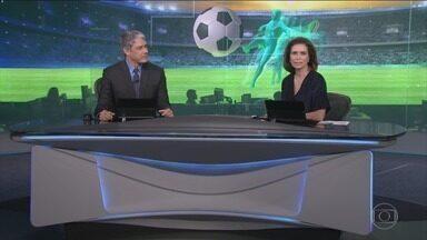 Jornal Nacional, Íntegra 24/07/2018 nova - As principais notícias do Brasil e do mundo, com apresentação de William Bonner e Renata Vasconcellos.