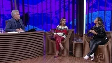 Bruna Karla fala sobre a perda da mãe e suas escolhas na carreira - Aline Barros também revela que abandonou a carreira de bióloga