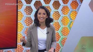 Globo Esporte RS - Bloco 1 - 26/07/2018 - Assista ao vídeo.