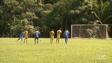 Marília vence o Santa Quitéria na semifinal do Maranhense sub-19 - Marília garante vaga na decisão após jogo de sete gols