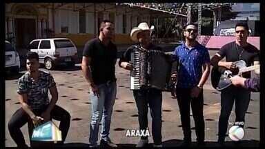 Conheça uma das atrações do 'Grande Arraiá da TV Integração' que ocorrerá em Araxá - Com muita comida típica e música, o 'Circuito Junino' terá encerramento com chave de ouro no próximo sábado (28) e domingo (29).