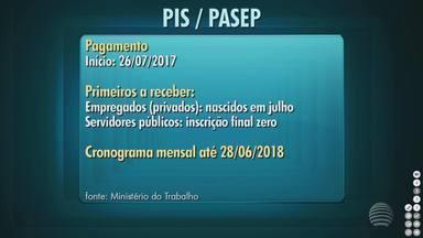 Pagamento do PIS/Pasep começa a ser liberado nesta quinta-feira - Primeiros a receber o benefício são colaboradores da iniciativa privada.
