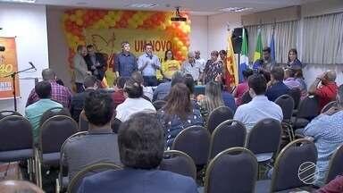 PSB divulga os candidatos para as eleições deste ano em MS - O anúncio foi feito em convenção nesta quarta-feira.