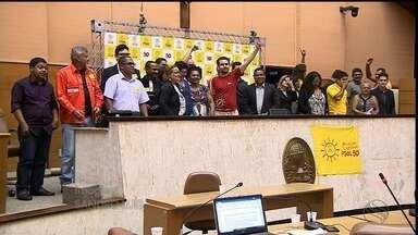Márcio Souza é escolhido pelo PSOL como candidato ao governo de Sergipe - Convenção aconteceu na tarde desta quinta-feira (26).
