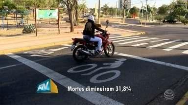 Presidente Prudente tem quase 43 mil motocicletas registradas - Dados são do Detran.