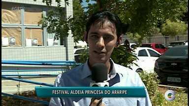Festival Aldeia Princesa do Araripe está com inscrições abertas - Na programação, vai ter palestras, cursos e espetáculos pra o público.