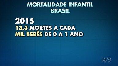Índice de mortalidade infantil cresce em todo o país - Em Londrina o número também aumentou.