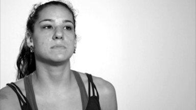 Em entrevista emocionante, Joanna Maranhão reconta história - Em entrevista emocionante, Joanna Maranhão reconta história