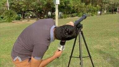 Veja os melhores locais para apreciar o eclipse lunar em Fortaleza - Confira mais notícias em g1.globo.com/ce