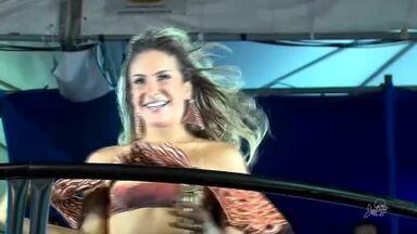 Claudia Leitte agita as ruas da Cidade Fortal nesta noite - Confira mais notícias em g1.globo.com/ce