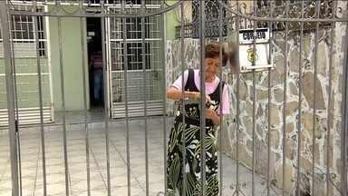 Moradores do Bairro Suissa estão preocupados com a quantidade de assaltos na região - Moradores estão assustados com a situação.