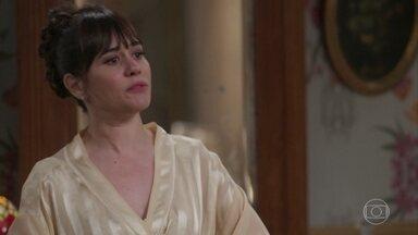 Susana garante que se vingará de Elisabeta - Petúlia aconselha Susana a apressar seu casamento com Darcy