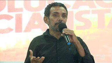 Convenção do PSTU escolhe os candidatos às eleições no MA - Evento ocorreu na noite desta quinta-feira, em São Luís.