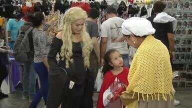 Festival Sana reúne fãs da cultura oriental - Veja mais notícias em g1.com.br/ce