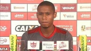 CRB joga no sábado contra o Londrina - Jogo acontece no estádio Rei Pelé.