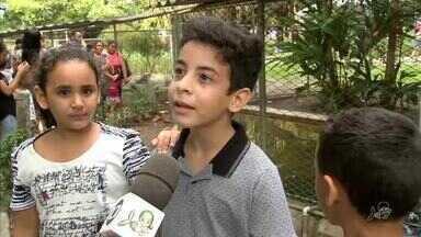 Crianças curtem as férias de julho até o final - Saiba mais em g1.com.br/ce