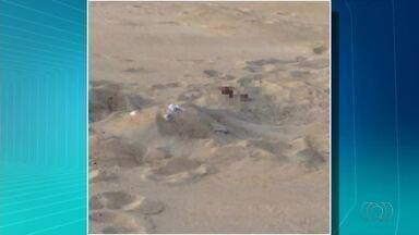 Corpo de jovem é encontrado em Praia Norte - Corpo de jovem é encontrado em Praia Norte