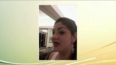 Corpo de jovem grávida que morreu em um capotamento é velado no PR - Ela estava de nove meses e o acidente forçou o parto do bebê, que sobreviveu.