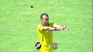 Corinthians, com show de Romero, vence o Vasco em Brasília - Corinthians, com show de Romero, vence o Vasco em Brasília
