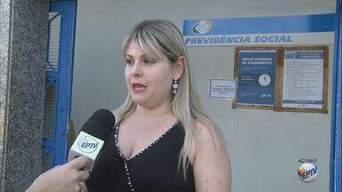 INSS convoca 178 mil afastados por invalidez para agendamento de perícia médica - Prazo para o agendamento termina no dia 13 de agosto.
