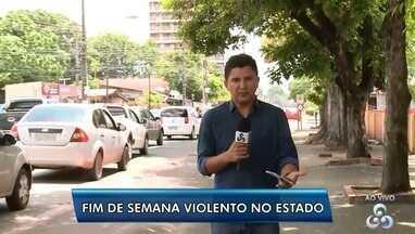 Homicídios foram registrados durante o fim de semana no Amapá - Foram registradas 8 mortes, duas em Tartarugalzinho, uma em Santana e cinco só em Macapá