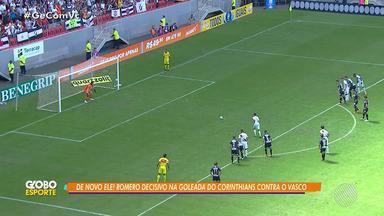 Veja os gols da rodada de domingo (29) do Campeonato Brasileiro - Foram realizados 9 jogos, com 26 gols.