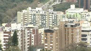Oferta de imóveis para alugar cresce em Porto Alegre e preços caem - Proprietários estão com dificuldades para encontrar inquilinos.