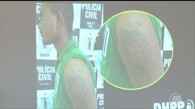 Polícia identifica bandido e divulga novas imagens do crime que vitimou dono de academia - Polícia identifica bandido e divulga novas imagens do crime que vitimou dono de academia