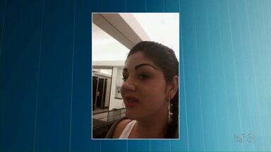 Corpo de grávida que morreu em acidente é enterrado - O acidente foi em São Paulo. Com o impacto da batida, o bebê que ela esperava nasceu na estrada.