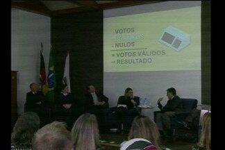 Santa Rosa sedia debate sobre as eleições - Encontro foi nesta terça-feira (31) na sede da Acisap.