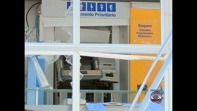 A cidade de Mata está entre as três com maior número de agências bancárias atacadas no RS - A cidade de Mata, de 05 mil habitantes, registrou o mesmo número de agências bancárias atacadas que Novo Hamburgo na Região Metropolitana de Porto Alegre neste ano.
