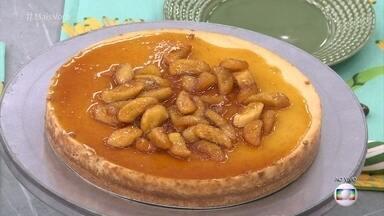 Cheesecake de Banana - Confira a receita!