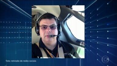 Dono de avião que caiu no Campo de Marte (SP) elogia piloto morto no acidente - 'Ele fez tudo para evitar um acidente maior, preparou a equipe de resgate do solo e nos preparou para um possível impacto', disse Geraldo Denardi.