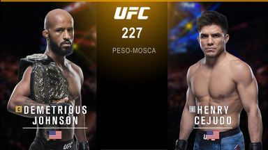 Demetrious Johnson x Henry Cejudo