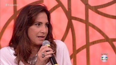Totia Meireles está em cartaz no musical 'Pippin' - Atriz conta que a primeira peça de teatro que viu na vida foi 'Pippin' com Marco Nanini e Marília Pera