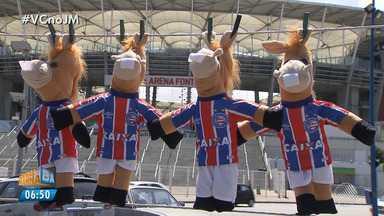 Bahia viaja para jogo no Uruguai pela Sul-Americana - Veja os destaques do tricolor baiano.