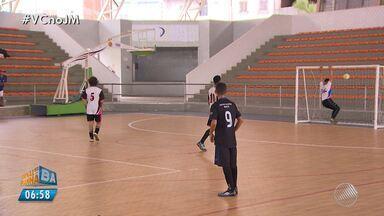 Seletiva regional dos jogos escolares é realizada em Salvador - Confira os detalhes da competição.