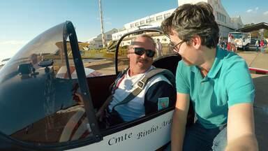 Motor de Última Geração, Campeonato de Acrobacia e Avião Turboélice