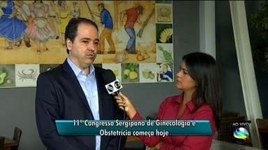 11º Congresso Sergipano de Ginecologia e Obstetrícia é realizado em Aracaju - Evento acontece a cada dois anos e traz temas importantes relacionados à saúde da mulher abordados por especialistas de várias partes do país e até de fora.