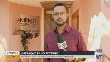 Ministério Público investiga fraude fiscal de R$ 100 milhões em empresa de Boa Esperança - Ministério Público investiga fraude fiscal de R$ 100 milhões em empresa de Boa Esperança