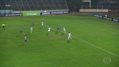 Bahia empata com o Cerro e avança na Copa Sul-Americana - Bahia empata com o Cerro e avança na Copa Sul-Americana