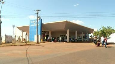Reforma do aeroporto de Araguaína é alvo de investigação - Reforma do aeroporto de Araguaína é alvo de investigação