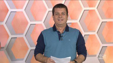 Globo Esporte MA 09-08-2018 - O Globo Esporte MA desta quinta-feira destacou a preparação dos maranhenses para o Rally dos Sertões, o treinamento para árbitros, em Imperatriz e a expectativa do Sampaio para encarar o Coritiba.
