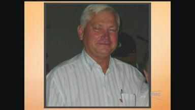 Corpo de José Schotten, ex-prefeito de São Martinho, é velado no Sul do estado - Corpo de José Schotten, ex-prefeito de São Martinho, é velado no Sul do estado