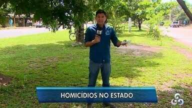 Macapá e Santana registraram três homicídios, no Amapá - Centro Integrado de Operações de Defesa Social, registrou dois homicídios em Santana e um na Capital